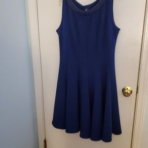 Fit and flare party dress, PXL
